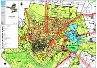 3.2- Plan de zonage – vue du centre