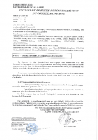 délibération 59-19 approbation du PCS